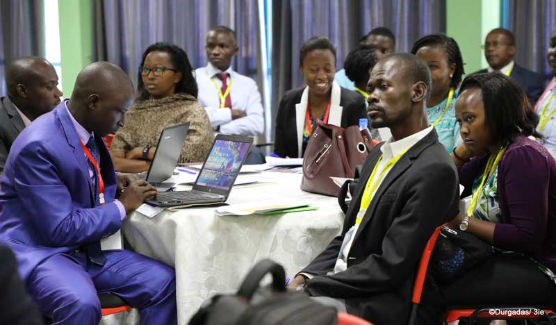 Building evidence culture within government: the Ugandan case