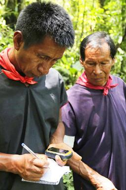 Evidence Impact: Residents use drones and apps to protect the Ecuadorian Amazon
